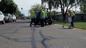 Asphalt Crack Repair Wright Park