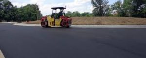 Number One Asphalt Paving Military Base