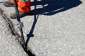 Pavement Crack Repair Jordaan Park